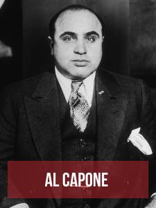 Al Capone mafieux