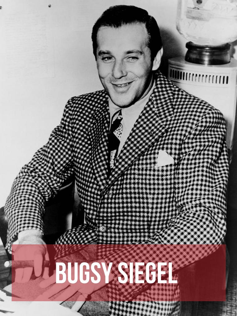 Bugsy Siegel mafieux