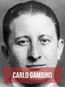 Carlo Gambino mafieux