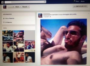 Domenico Palazzotto sur Facebook