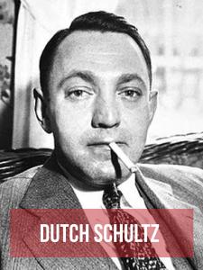 Dutch Schultz mafieux