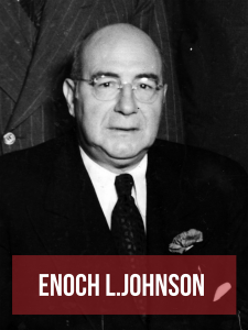 Enoch L.Johnson mafieux