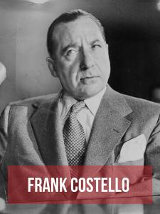 Frank Costello mafieux
