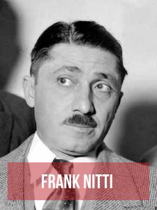 Frank Nitti mafieux