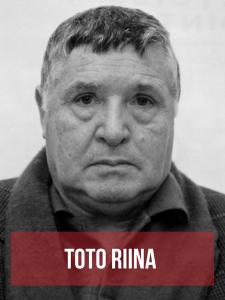 Toto Riina mafieux