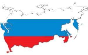 carte russie