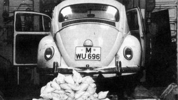 French Connection et la DS de Citroën