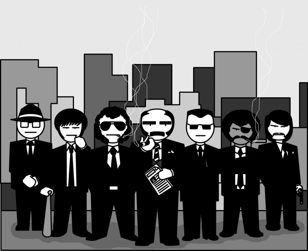 Recrutement dans la mafia