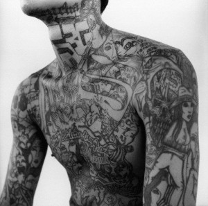tatouage MS13