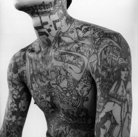 Tatouage Mafia Ms13 Yakuza Costa Nostra