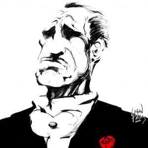 caricature mafia