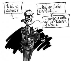 dessin mafia