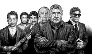 dessin mafieux