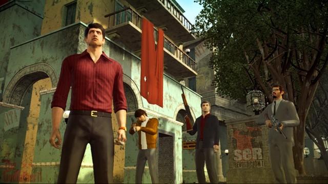 Le parrain II - Jeux vidéo