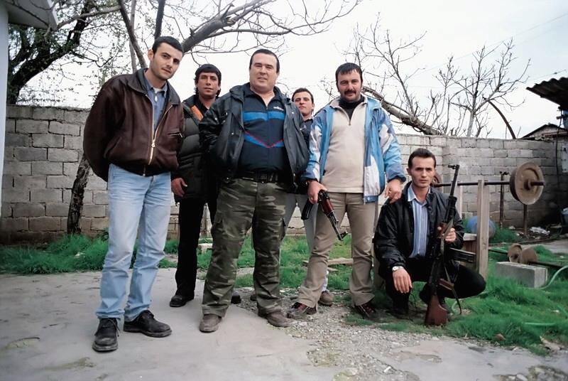 Gang mafia albanaise