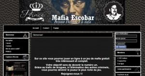 Mafia Escobar - Jeux de rôle