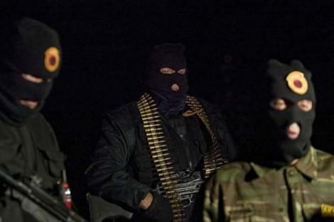 Paramilitaire mafia albanaise