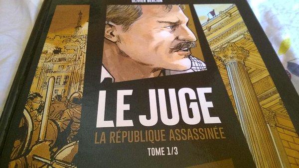 Le Juge - François Renaud