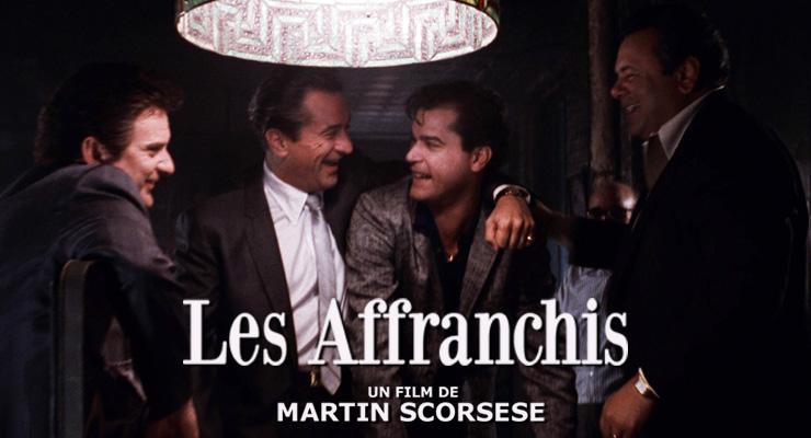 Les Affranchis - Martin Scorsese
