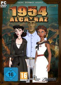 Jaquette 1954 : Alcatraz