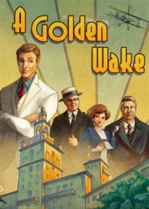 Jaquette A Golden Wake