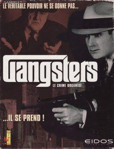 jaquette gangsters le crime organise