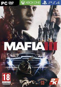 jaquette mafia 3