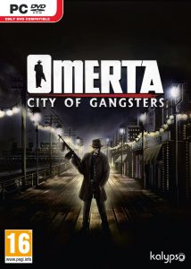 jaquette omerta city of gangsters