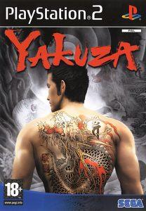 jaquette yakuza