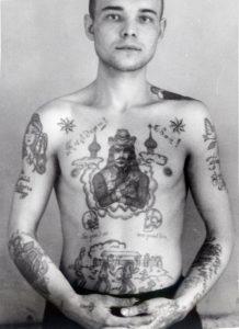 tatouage-prisonnier-cowboy