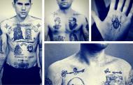Le tatouage : tout un symbole pour les prisonniers russes !